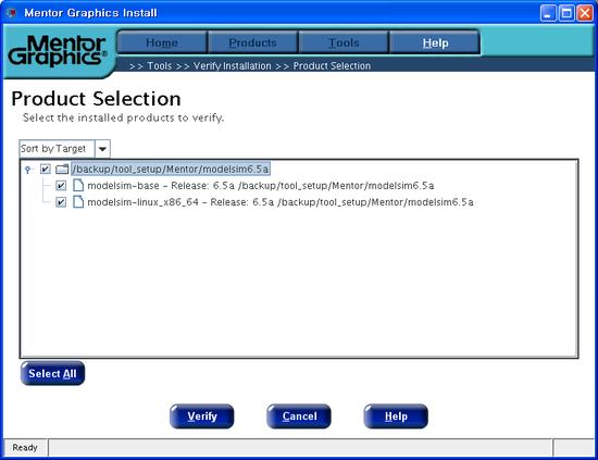 server tool setup] mentor 1 - modelsim설치 : 네이버 블로그