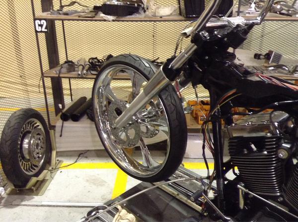 James Motors (James Motorcycle) Harley Davidson Ultra Turbo Kit