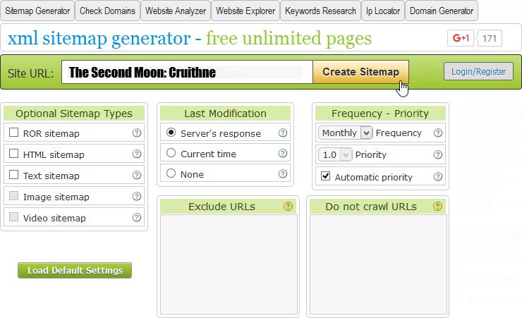 sitemap xml 사이트맵 파일 생성하는 방법 네이버 블로그