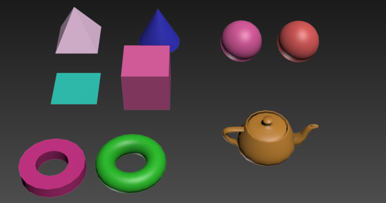 3ds Max3d Max 강좌 색칠을 위한 오브젝트의 매핑uv을 펼쳐