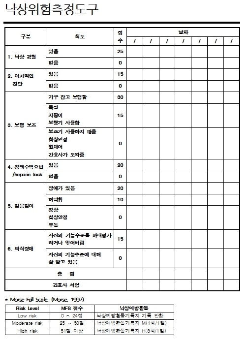 functional independence measure form pdf