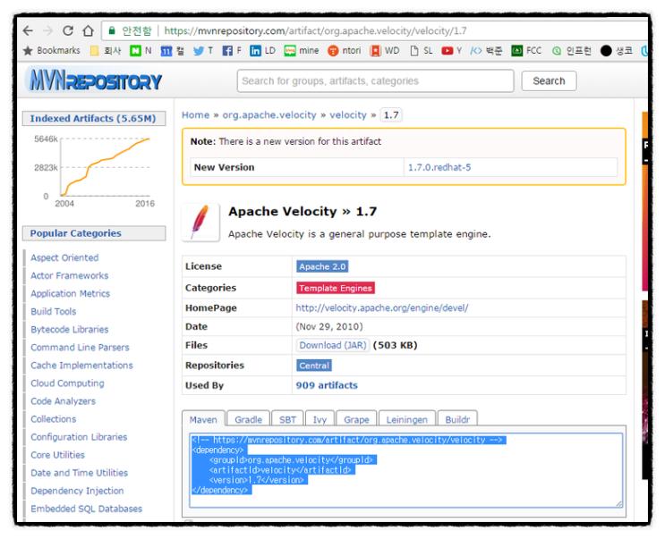 velocity ] velocity(Template Engine) 의 의미와 예제 : 네이버 블로그
