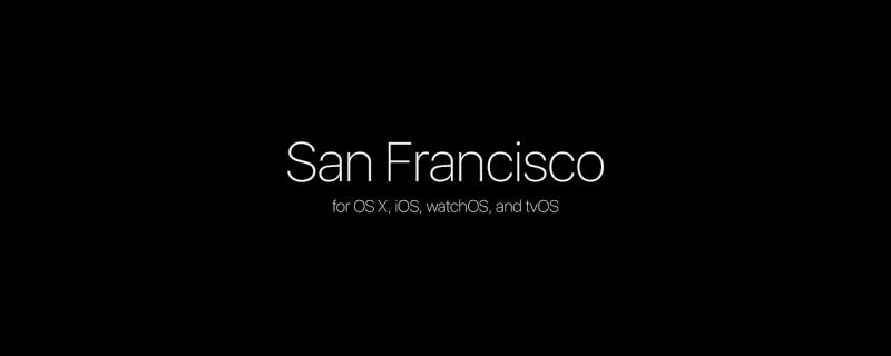 애플의 SF 샌프란시스코 폰트 : 네이버 블로그