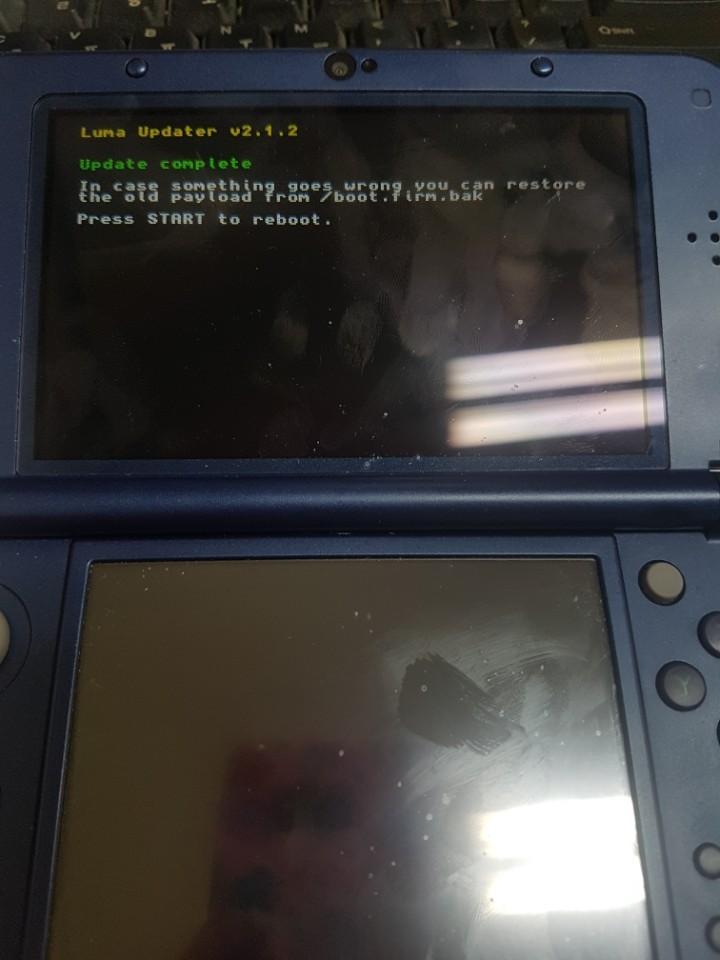 Lumalocaleswitcher 3DS 커펌 지역코드 국가코드 변환 : 네이버