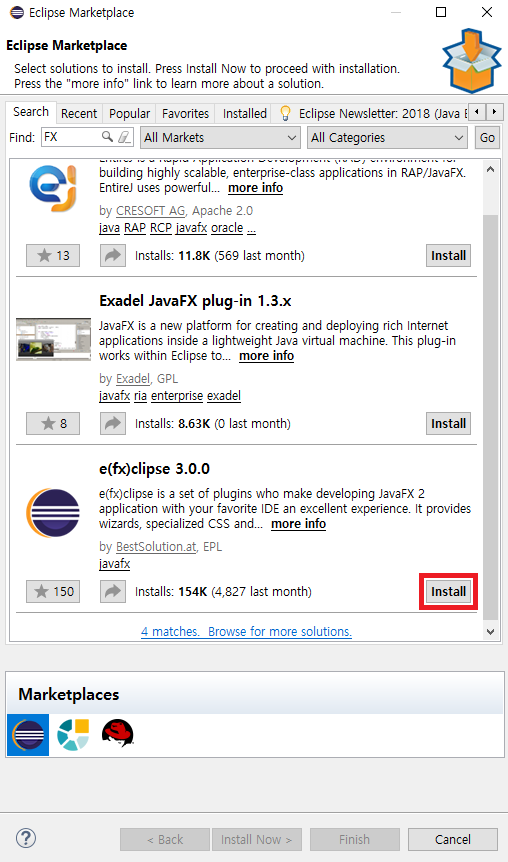 자바 FX(Java FX) 개발환경 구축 및 Scene Builder 연동하기